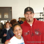 Cara Heads 10 US champ Weight lifting- American Record holder