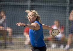 Suzy Powell Roos Olympian Throws clinic- Sponsored by Arete Strength