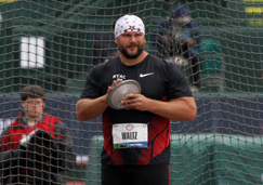 Ian Waltz Olympian Throws clinic- Sponsored by Arete Strength