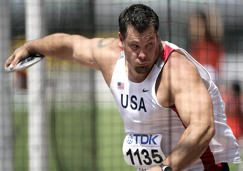 Jarred Rome Olympian Throws clinic- Sponsored by Arete Strength