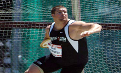 Nick Pettruci Olympian Throws clinic- Sponsored by Arete Strength